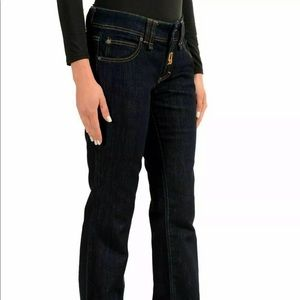 Galliano blue jeans